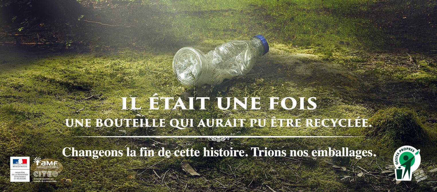 GP bannières bouteille